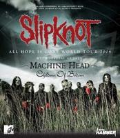 SLIPKNOT kommen auf Tour im November