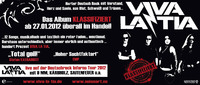 VIVA LA TIA: neues Album ab heute erhältlich!