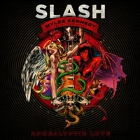 SLASH: Release Parties zu