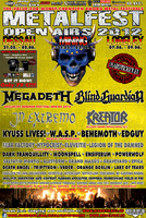 METALFEST 2012: Morgen startet der Warm-Up-Tag