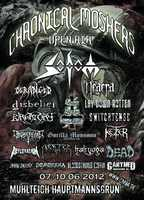 Chronical Moshers Open Air am Wochenende