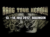 BANG YOUR HEAD: Running Order