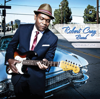 ROBERT CRAY: Neues Album am Start