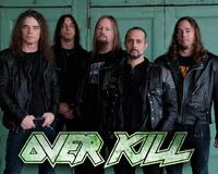 OVERKILL: Exklusiver Gig whrend der Olympischen Spiele 2012