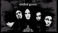 END OF GREEN: 20 Years of Selfdestruction Tour
