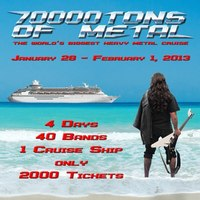 70000 TONS OF METAL: EVERGREY und TIAMAT best�tigt