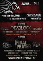 PHOENIX Festival: SECOND AID sagt ab + Start des Battle of the Bands