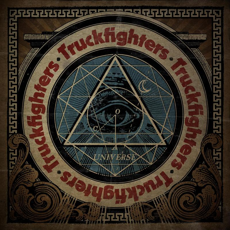 Truckfighters Universe Cover