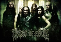 CRADLE OF FILTH bei Nuclear Blast
