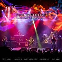 FLYING COLORS: Neues Live-Feuerwerk