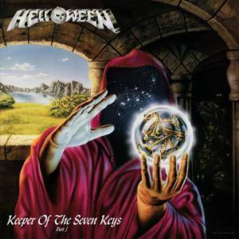 Helloween Keeper Of The Seven Keys I
