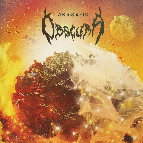 Obscura Akroasis Albumcover