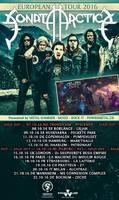 SONATA ARCTICA mit TWILIGHT FORCE auf Tour