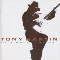 Tony Martin - es wird ein drittes Album kommen