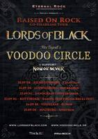 VOODOO CIRCLE: Raised On Rock Co-Headline Tour