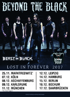 BEAST IN BLACK wird BEYOND THE BLACK begleiten