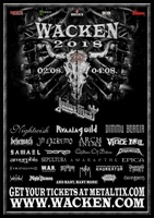 WACKEN: WINTERSUN, BLUES PILLS, CONVERGE, GAAHLS WYRD