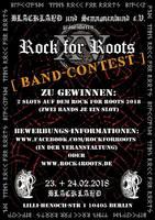 Rock For Roots zum 15.Mal: Line Up steht und Bandcontest ausgerufen