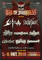 Neues vom WAY OF DARKNESS Festival
