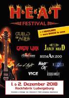 H.E.A.T.-FESTIVAL: GIPSY ROSE bestätigt