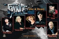 TRANCE: Mit neuem Sänger auf Tour mit ANVIL