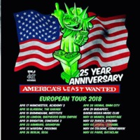UGLY KID JOE auf Tour