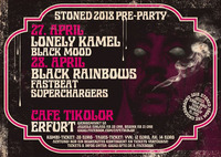 Stoned From The Underground 2018: Bandupdate und Pre-Party