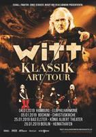 JOACHIM WITT: Klassik Art Tour für 2019 bestätigt