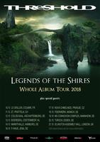 THRESHOLD: Neue Tourdaten