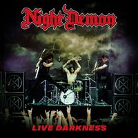 NIGHT DEMON mit Live-Video vom kommenden 3-fach-Album