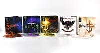DEVILDRIVER - die ersten fünf Alben auf Vinyl