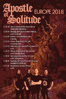 APOSTLE OF SOLITUDE kommt auf Tour
