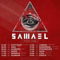SAMAEL auf Tour