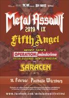 Das METAL ASSAULT Festival legt nach!