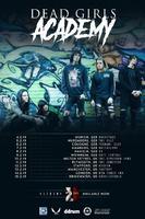 DEAD GIRLS ACADEMY auf Tour