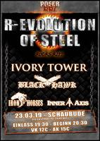 THE R-EVOLUTION OF STEEL Festival - Kiel