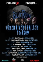 BLUE RUIN: Tourdaten bestätigt
