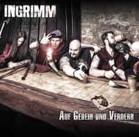 INGRIMM: Neues Album und Tour