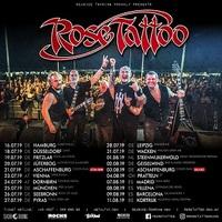 ROSE TATTOO wird THE WILD! und HARDBONE mitbringen, Zusatztermin