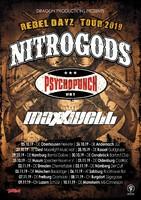 NITROGODS bringt neues Album kommt auf Tour