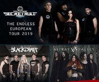 BLACKDRAFT auf Tour