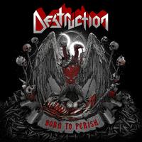 DESTRUCTION: Artwork enthüllt!