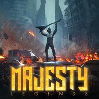 MAJESTY und der 'Wasteland Outlaw'