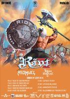 RIOT V kommt auf Tour