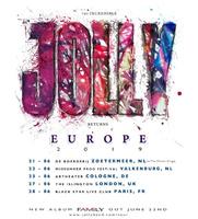 JOLLY: Neues Album und Konzerte