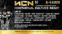 NCN 2019: CRYO, NEUN WELTEN, ADAM IS A GIRL und weitere Bands bestätigt
