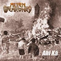 ALIEN WEAPONRY kündigt 7