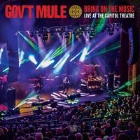 GOV'T MULE mit neuem Vorab-Track & Verschiebung der Veröffentlichung von 2CD/2DVD Paket und Blu-Ray!