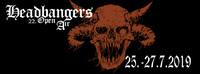Headbangers Open Air: Vorverkaufsende und letzte Infos