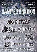 HAMMER AND IRON - Drei Neuzugänge fürs Festival